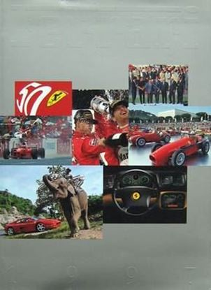 Picture of FERRARI ANNUARIO/OFFICIAL YEARBOOK 1997