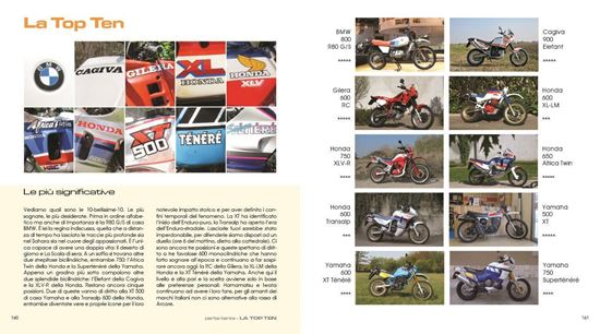 Picture of MOTO ENDURO ANNI 80 L' ERA D'ORO - COPIA FIRMATA DALL'AUTORE! / SIGNED COPY BY THE AUTHOR!