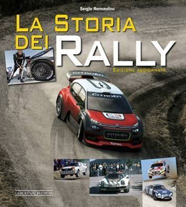 Picture of LA STORIA DEI RALLY Edizione aggiornata - COPIA FIRMATA DALL'AUTORE! / SIGNED COPY BY THE AUTHOR!