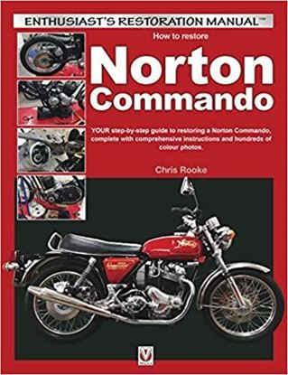 "Picture of HOW TO RESTORE NORTON COMMANDO Serie ""Enthusiast's Restoration Manual"""