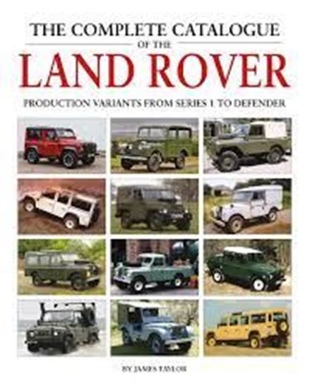 Picture of THE COMPLETE CATALOGUE OF THE LAND ROVER