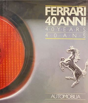 Picture of FERRARI 40 ANNI/YEARS/ANS