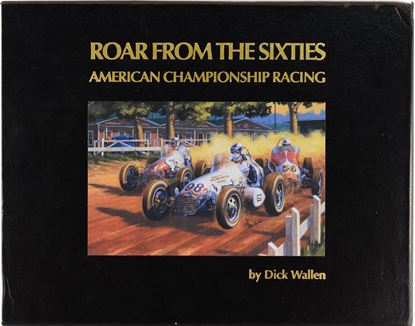 Picture of ROAR FROM THE SIXTIES: AMERICAN CHAMPIONSHIP RACING