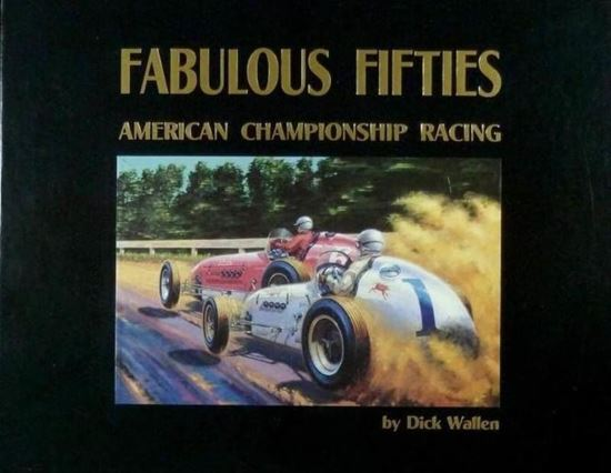 Picture of FABULOUS FIFTIES: AMERICAN CHAMPIONSHIP RACING