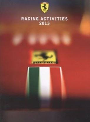 Picture of FERRARI RACING ACTIVITIES 2013