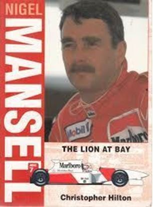 Picture of NIGEL MANSELL THE LION AT BAY