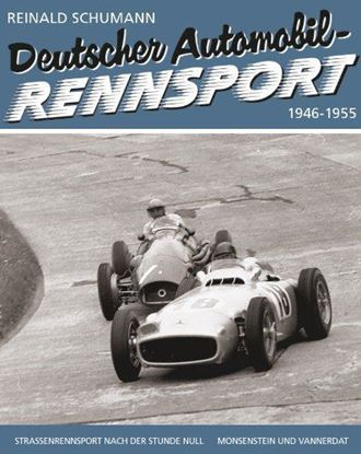 Picture of DEUTSCHER AUTOMOBIL RENNSPORT 1946-1955