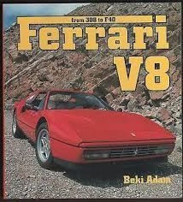 Immagine di FERRARI V8 FROM 308 TO F40
