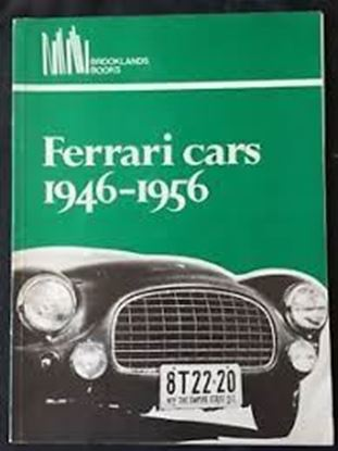"Immagine di FERRARI CARS 1946-1956. Serie ""Brooklands Books"""