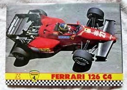Picture of FERRARI 126 C4