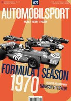 Picture of AUTOMOBILSPORT N.24: Special FORMULA 1 SEASON 1970