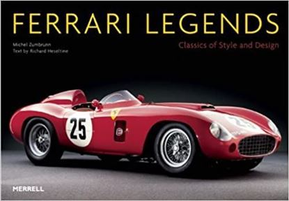 Immagine di FERRARI LEGENDS: CLASSICS OF STYLE AND DESIGN