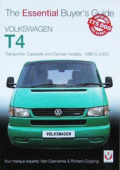 Picture of VW T4 (TRANSPORTER CARAVELLE AND CAMPER MODELS) 1990 TO 2003: THE ESSENTIAL BUYER'S GUIDE
