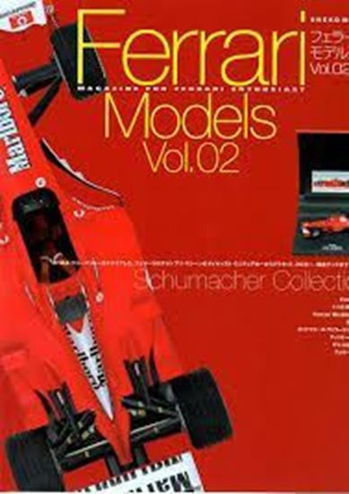 "Immagine di FERRARI MODELS VOL. 2 ""Magazine for Ferrari Enthusiast"""