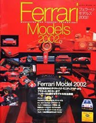 "Immagine di FERRARI MODELS 2002 ""Magazine for Ferrari Enthusiast"""