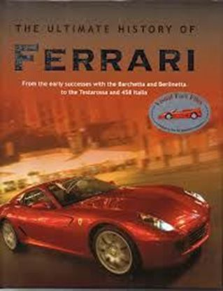 Immagine di FERRARI: FROM THE EARLY SUCCESSES WITH THE BARCHETTA AND BERLINETTA TO THE TESTAROSSA AND 458 ITALIA