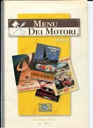 Picture of MENU DEI MOTORI 1999