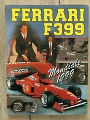 Picture of FERRARI F399 MONDIALE 1999