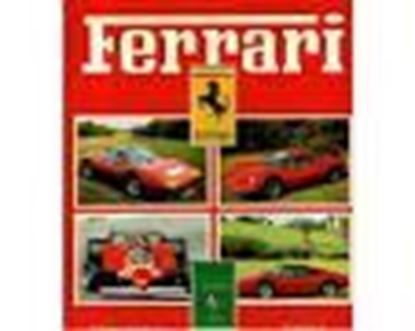 Picture of FERRARI Colour Library Books Ed.Victor Club