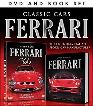 Picture of CLASSIC CARS FERRARI - DVD AND BOOK SET
