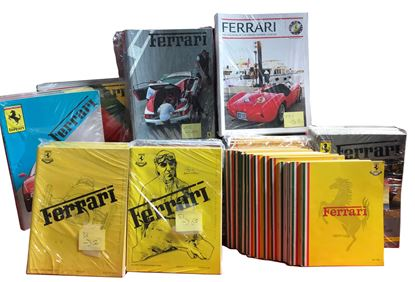 Picture of Serie completa FERRARI OWNER CLUB OF GREAT BRITAIN (214 numeri)