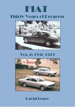 Immagine di FIAT THIRTY YEARS OF PROGRESS VOL.2 1950-1979