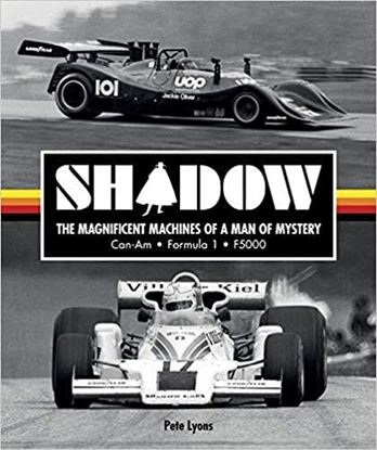 Picture of SHADOW: THE MAGNIFICENT MACHINES OF A MAN OF MYSTERY