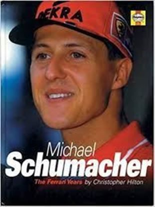 Immagine di MICHAEL SCHUMACHER - THE FERRARI YEARS - 1a edizione 2000