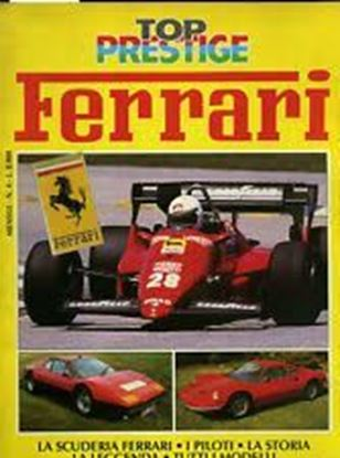 Picture of FERRARI TOP PRESTIGE N.4/1985