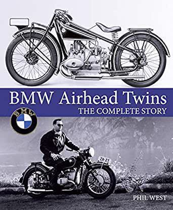 Picture of BMW AIRHEAD TWINS: THE COMPLETE STORY