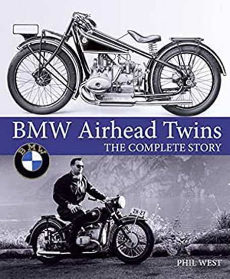 Immagine di BMW AIRHEAD TWINS: THE COMPLETE STORY
