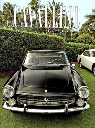 Picture of CAVALLINO THE JOURNAL OF FERRARI HISTORY N° 237 JUNE/JULY 2020