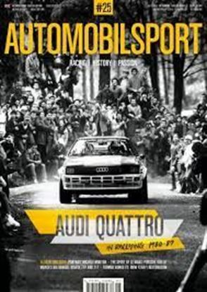 Immagine di AUTOMOBILSPORT N.25: Special AUDI QUATTRO IN RALLYING 1980-87