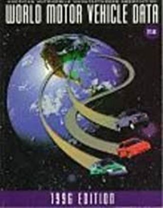 Picture of WORLD MOTOR VEHICLE DATA 1996 EDITION