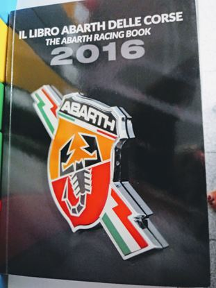 Picture of IL LIBRO ABARTH DELLE CORSE/THE ABARTH RACING BOOK 2016