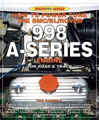 Picture of HOW TO POWER TUNE THE BMC/BL/ROVER 1275 A-SERIES ENGINE FOR ROAD & TRACK
