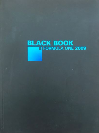Picture of BLACK BOOK FORMULA ONE 2009