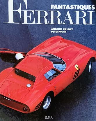 Picture of FANTASTIQUES FERRARI (CON COFANETTO)