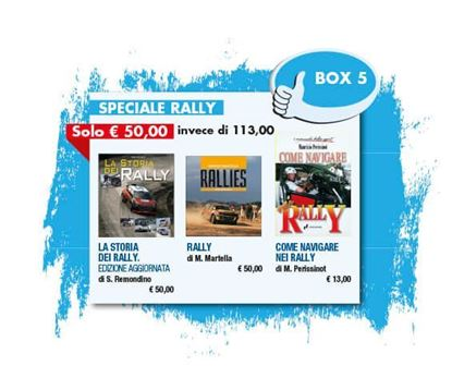 Picture of BOX 5 - SPECIALE RALLY -  fino al 20/12/2020