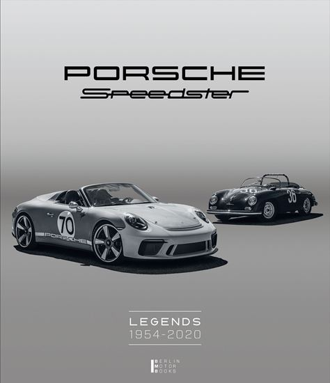 Picture of PORSCHE SPEEDSTER LEGENDS 1954-2020 (CON COFANETTO)