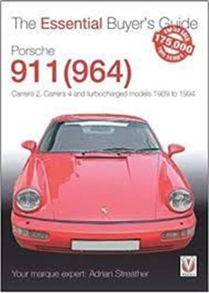 Picture of PORSCHE 911 (964) CARRERA 2, CARRERA 4 AND TURBOCHARGED MODELS 1989-1994  THE ESSENTIAL BUYER'S GUIDE