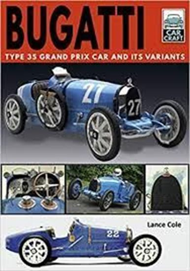 Picture of BUGATTI TYPE 35 GRAND PRIX CAR AND ITS VARIANTS