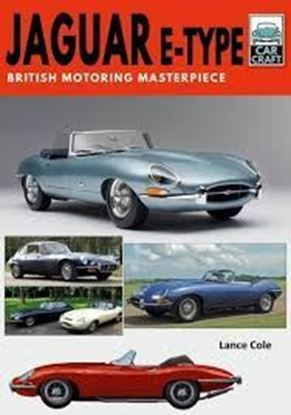 Immagine di JAGUAR E TYPE BRITISH MOTORING MASTERPIECE