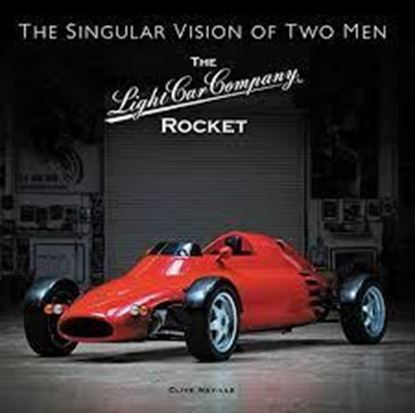 Picture of THE LIGHT CAR COMPANY ROCKET: THE SINGULAR VISION OF TWO MEN