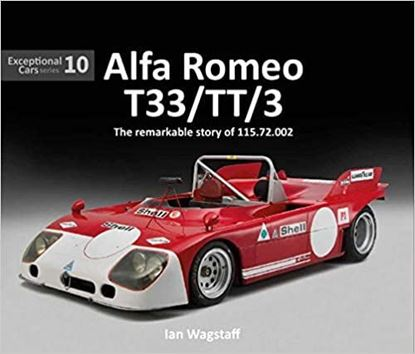 Picture of ALFA ROMEO T33/TT/3: The remarkable history of 115.72.002