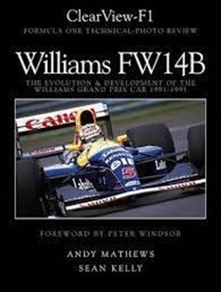 Immagine di WILLIAMS FW14B 1991-93:  The Evolution and Development of the Williams Grand Prix Car