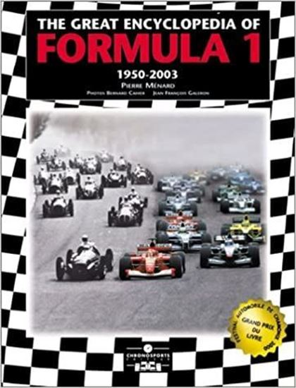 Picture of THE GREAT ENCYCLOPEDIA OF FORMULA 1 - 2004 EDITION