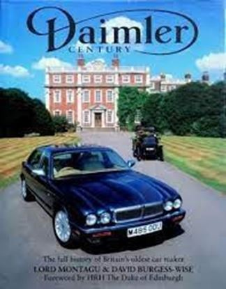 Picture of DAIMLER CENTURY