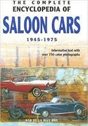 Picture of SALOON CARS 1945-1975: THE COMPLETE ENCYCLOPEDIA