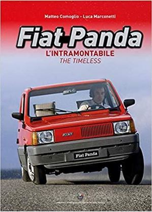 Immagine di FIAT PANDA L'INTRAMONTABILE/THE TIMELESS